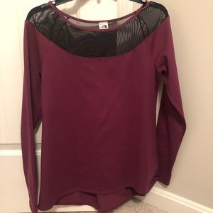 The North Face Vision long sleeve athletic top